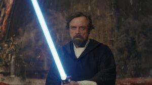 Luke challenges Ren
