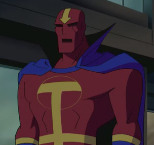 Red Tornado (DC Animated Universe)