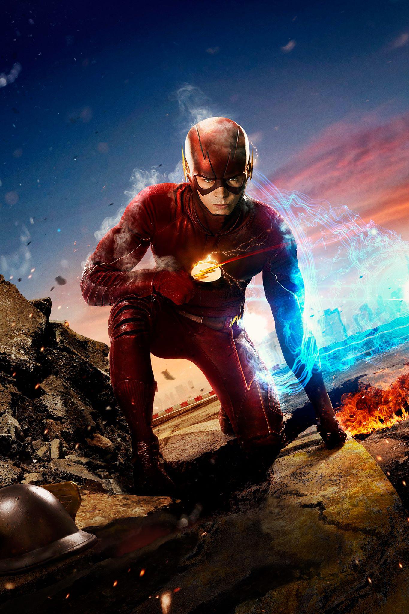 Coolrod85/PG Proposal:Barry Allen (Arrowverse)
