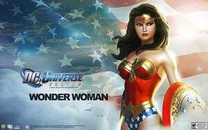 Wonder Woman DCUO 001