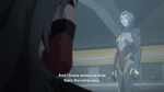 Acxa speaks to Zethrid (Ending Scene)