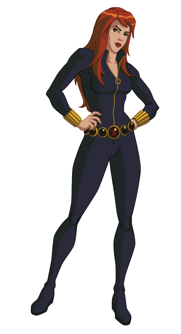 Black Widow (2010 Marvel Animated Universe)