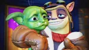 Glumshanks and Flynn