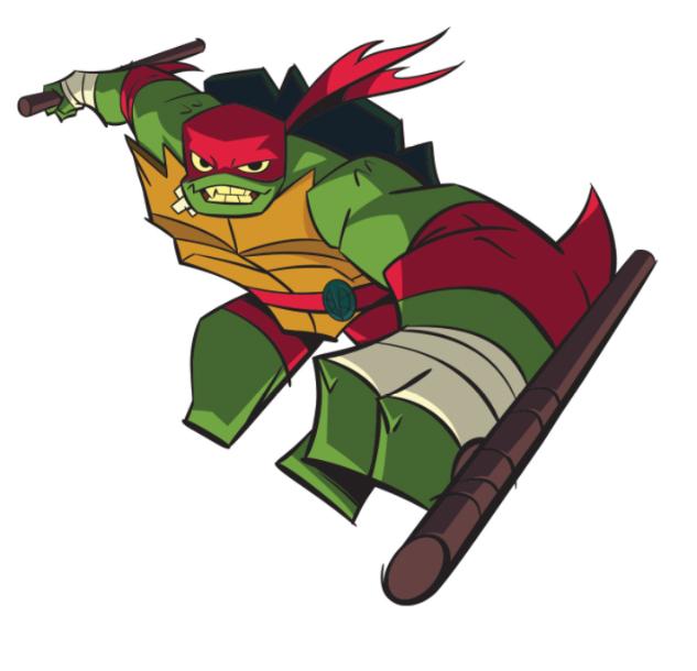 Raphael (TMNT 2018)