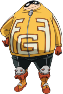 Taishiro Toyomitsu Anime