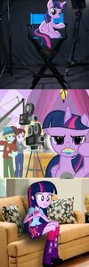 Twilight Sparkle Celebrating the End of the Series