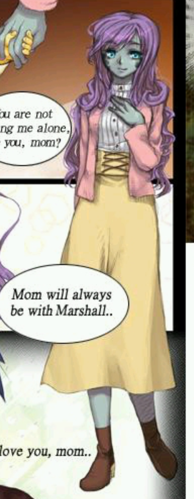 Marshal's mother