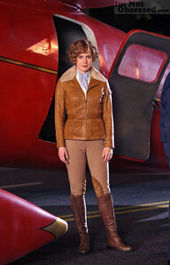 Amy Adams as Amelia Earhart In Night at the Museum 6