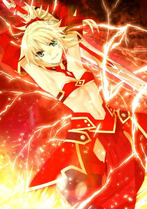 Mordred Pendragon Stage 4