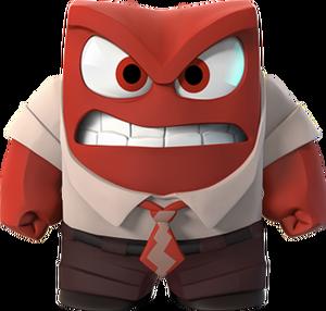 Anger Disney Infinity 2