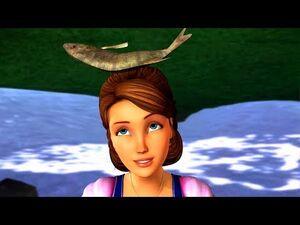 Barbie & The Diamond Castle - Outtakes