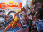 Castlevania - Simon Belmont fighting The Creatures of the Night as seen in Super Castlevania IV (US Version)