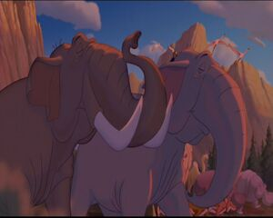 Fantasia 2000 Elephants