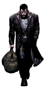 Frank Castle (Earth-1610) from Ultimate Comics Avengers 2 1 0001