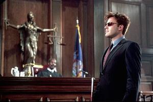 Matt Murdock at the court