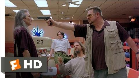 The Big Lebowski - You're Entering a World of Pain Scene (4 12) Movieclips