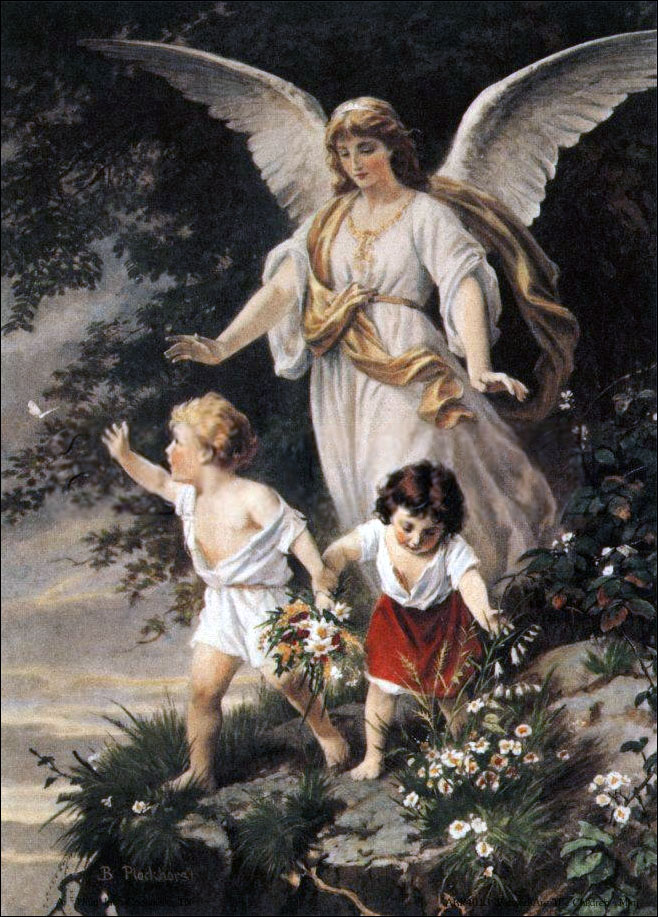 Angels (Folklore)