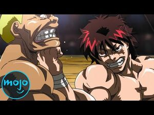 Top 10 Greatest Martial Arts Anime