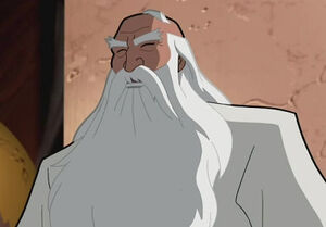 Wizard Shazam Brave and the Bold