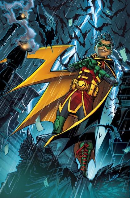 Damian Wayne (Robin)
