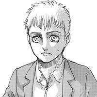 Falco in the manga