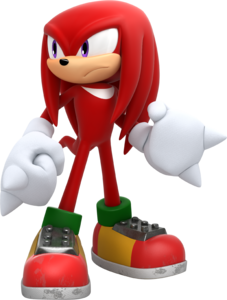 Knuckles Sonic Forces