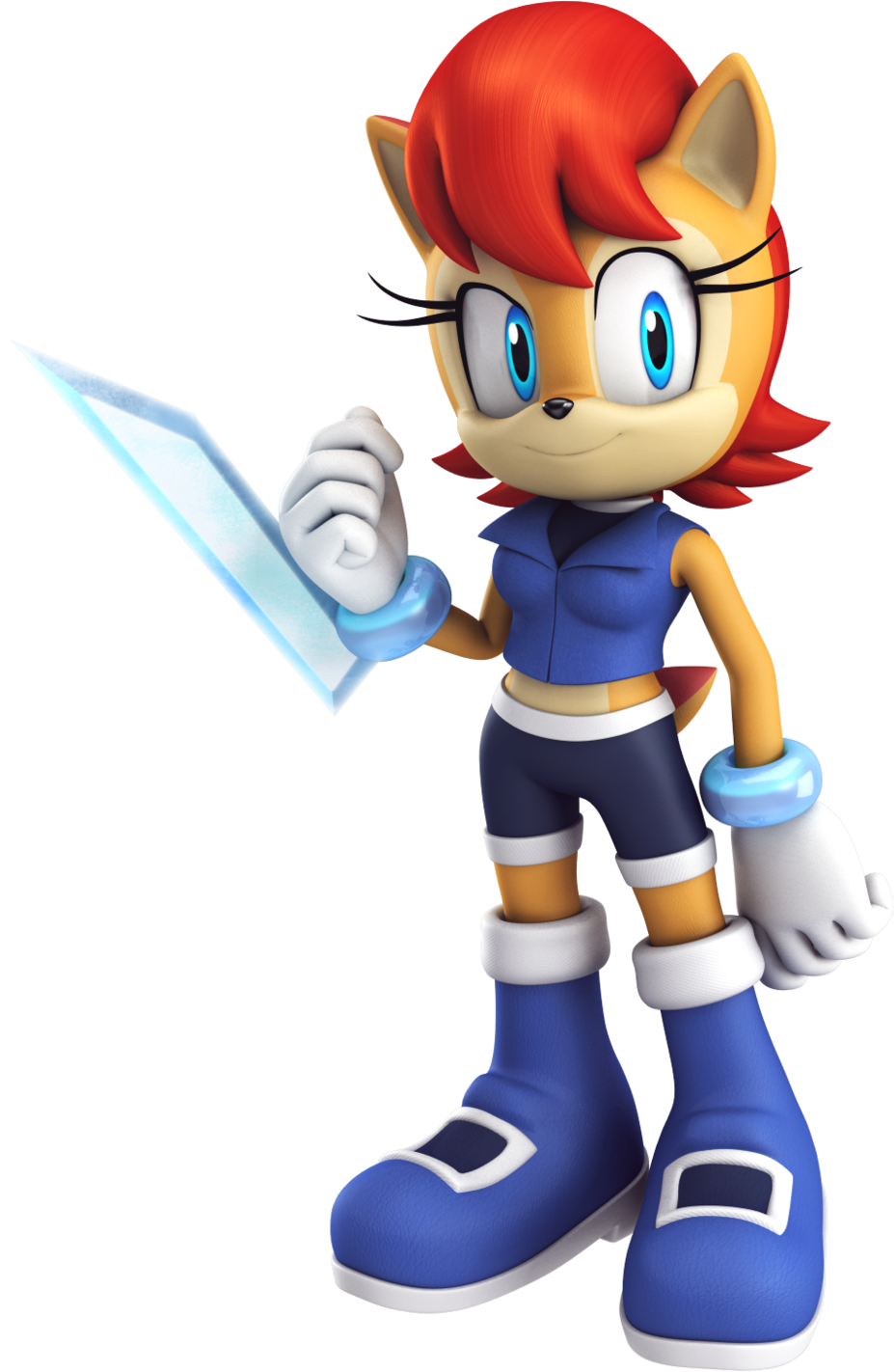 Invisible Hover/PG Proposal: Sally Acorn