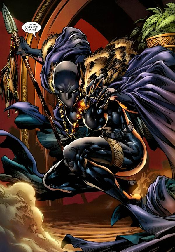 Shuri (Marvel Comics)