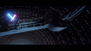 Vader bridge duel