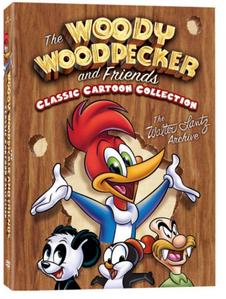 Woody woodpeckeer 1957-1972 poster