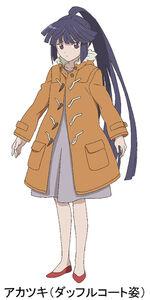 Akatsuki moon dress