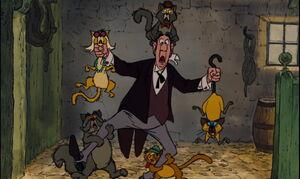 Alley Cats vs. Edgar