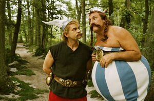 Asterix live-action