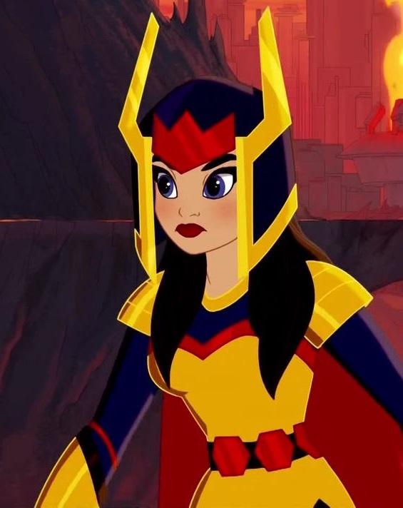 Big Barda (DC Super Hero Girls)