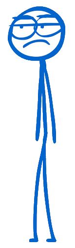 Blue (Dick Figures)