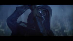 Darth Vader devasting