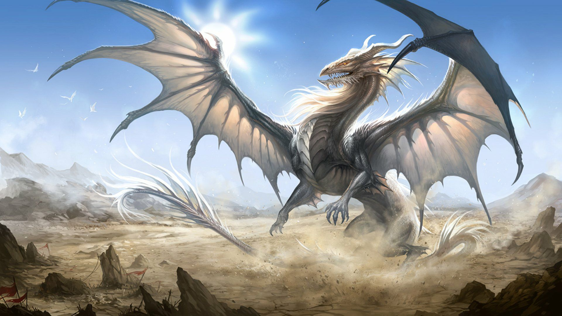 Dragons (folklore)