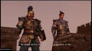 Dynasty Warriors 9 Pang De's Ending