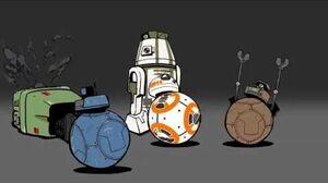 Fan Droids Star Wars Blips