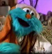 Sony Wonder Sesame Street CinderElmo Rosita