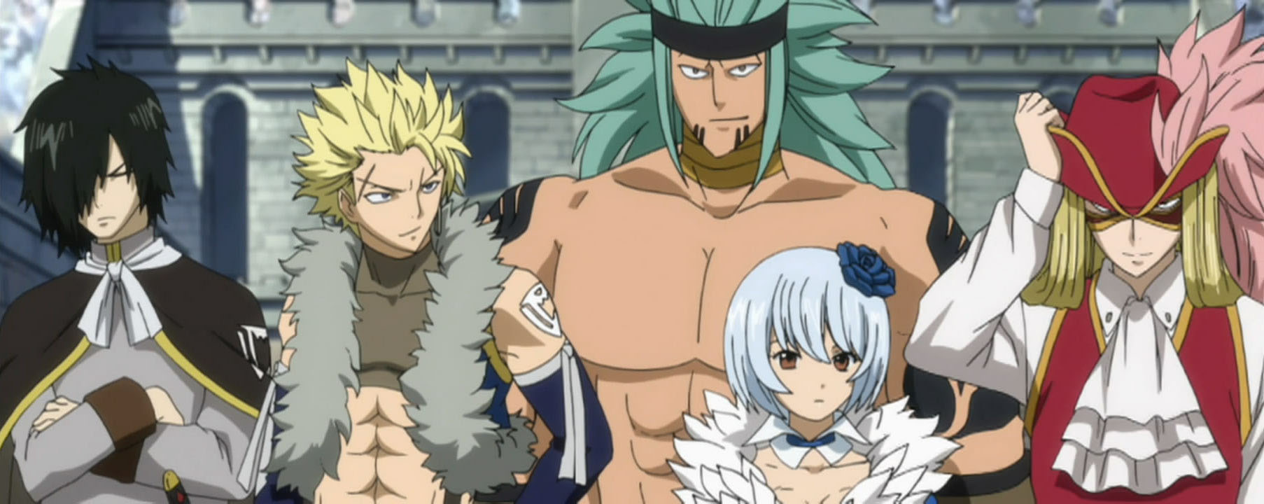 Sabertooth (Fairy Tail)