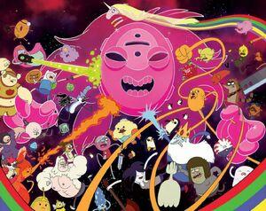 Adventure Time X Regular Show 5