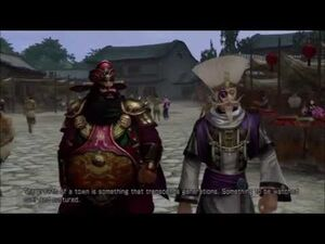 Dynasty Warriors 8; Empires, Zuo Ci, All Cutscenes