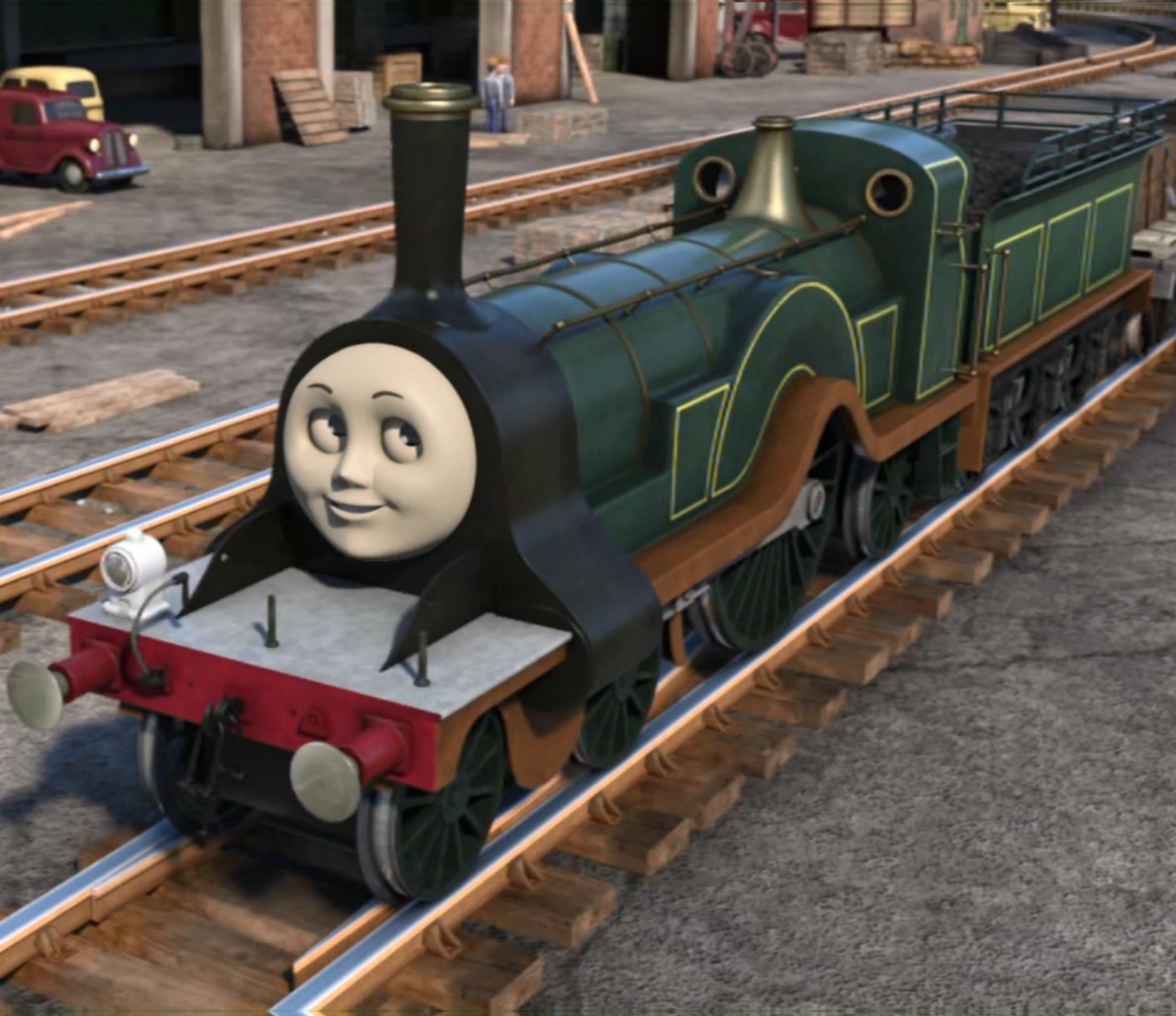 Emily the Beautiful Engine