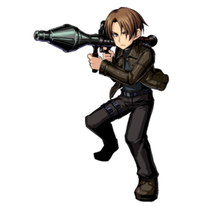 Leon S Kennedy REDE (Clan Master)