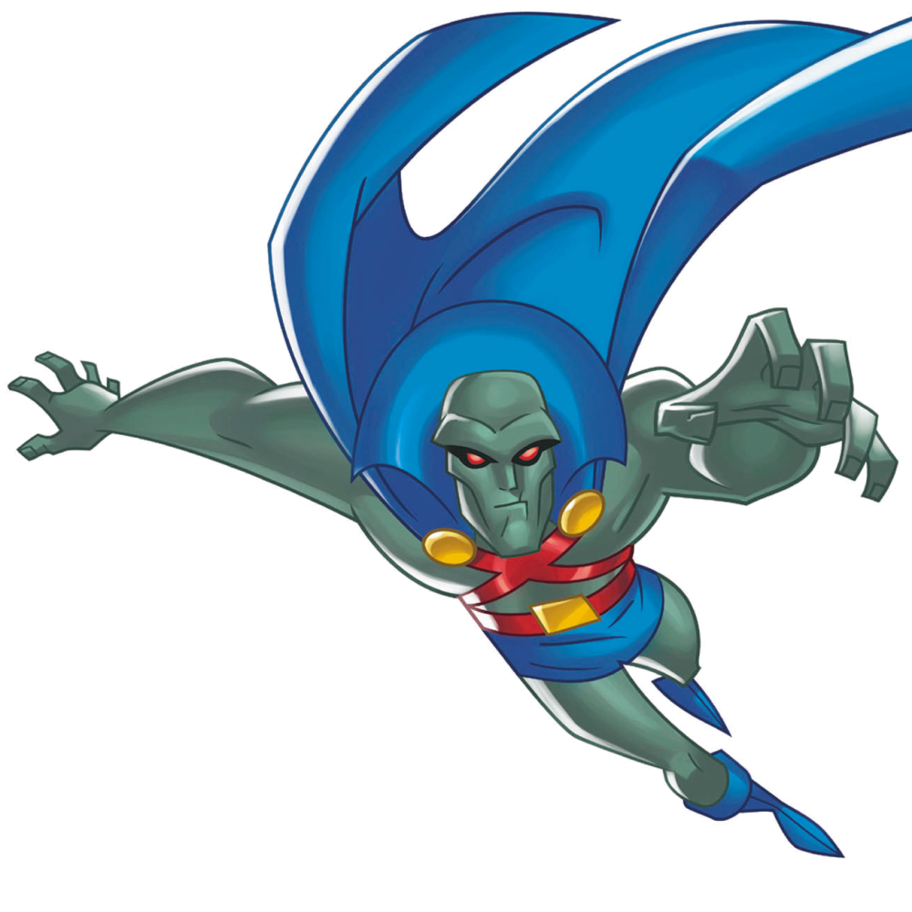 Martian Manhunter (DC Animated Universe)