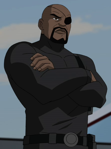 Nick Fury (2010 Marvel Animated Universe)