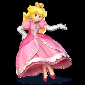 Princess toadschool peach