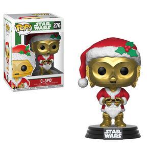 C-3PO Holiday POP