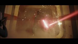 Darth Vader blaster